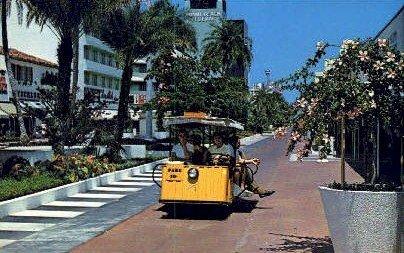 Lincoln Road - Miami Beach, Florida FL