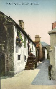 bermuda, A Novel Flower Garden (1910s)