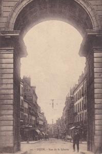 Rue de la Liberte , DIJON (Cote d´Or), France, 1900-1910s