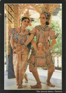 Thai Classical Dancers - Pretty Ladies - Thailand