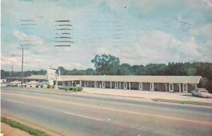 Saralyn Motel Rockomgham North Carolina NC 1969