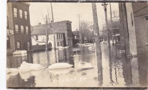 RP: BELLEVILLE , Ontario , Canada , 00-10s ; Flooded Coleman Street