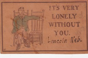LEATHER ; It is lonely without you , Lincoln , Nebraska , 00-10s