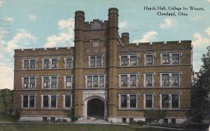 Haydn Hall, College For Women, CLEVELAND, Ohio, PU-1911