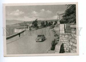 179350 ALBANIA SARANDA old postcard