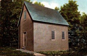 Massachusetts Salem First Church Built 1634