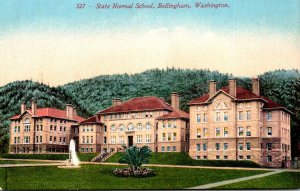 Washington Bellingham State Normal School