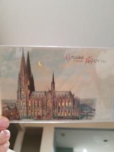 Antique Postcard, Gruss aus Koln