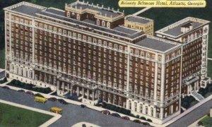 Atlanta Biltmore Hotel - Georgia GA