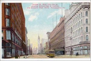Market St, Philadelphia PA