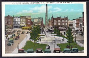 Pack Square,Asheville,NC
