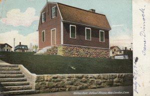 NEW LONDON, Connecticut, PU-1905; Nathan Hale School House