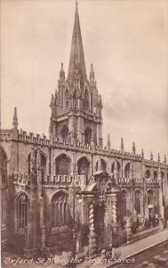 Saint Mary The Virgin Church Oxford
