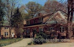 Rockwood, National Girl Scout Camp, Bethesda 14, MD, USA 1958 light small cre...