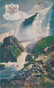 Rock of Ages and Cave of the Winds - Niagara Falls, Ontario, Canada - pm 1909