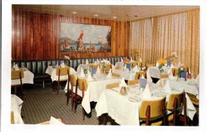 ST JOHN'S , Newfoundland , Canada, 50-60s ; Interior kenmount Hotel , The Joh...