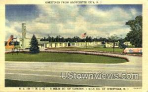 House Haven Motel Glouster NJ Unused