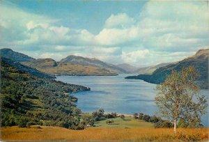 Postcard UK Scotland Loch Lomond Dunbartonshire