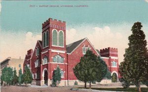 RIVERSIDE , California , 00-10s : Baptist Church