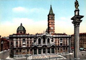 Italy Roma Rome Basilica Of St Maria Majeure