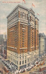 Hotel McAlpin, Manhattan, N.Y.C., N.Y., Early Postcard, Unused