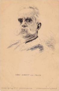 Konig Humbert von Italien, 1890s