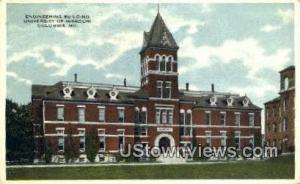 Engineering Bldg, University of Missouri Columbia MO Unused