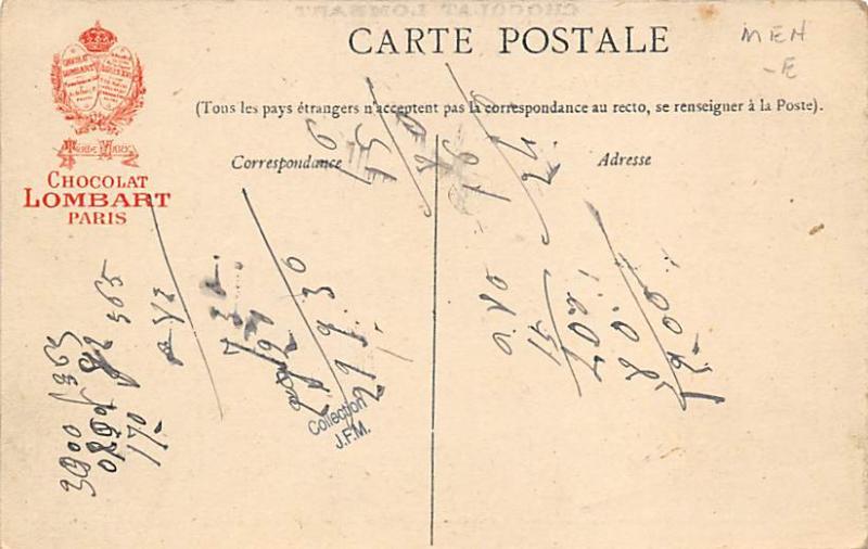 Les spofrts, Le Polo, Chocolate Lombert Polo Writing on back