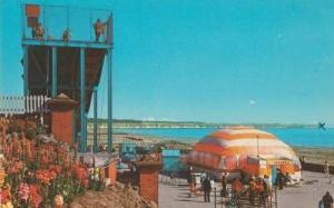 Bridlington Kiddies Corner Yorkshire Childrens Theme Park Playground Postcard