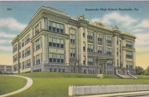 Pennsylvania Nanticoke High School