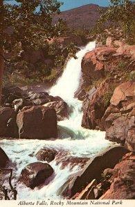 Alberta Falls,Rocky Mountain,National Park BIN