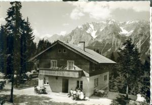 Austria, Berggasthof am Kulmberg, Ramsau/Dachstein RP