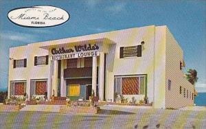 Florida Miami Beach Arthur Wilde's Oceanfront Restaurant