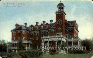 St. Vincent Hospital - Worcester, Massachusetts MA
