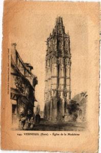 CPA  Verneuil (Eure) - Église de la Madeleine  (182533)