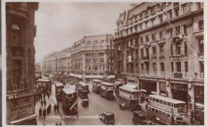 Heinz Soup Soups Food London Bus Vintage Real Photo Advertising Postcard