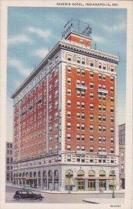 Severin Hotel Indianapolis Indiana