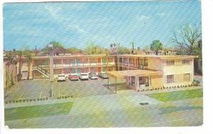 The Fiesta Motel, Jacksonville, Florida, PU-1964