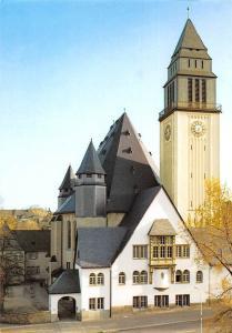 Lutherkirche Wiesbaden Church Tower Clock Tour