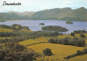 Derwentwater from Castlehead Lake Landscape