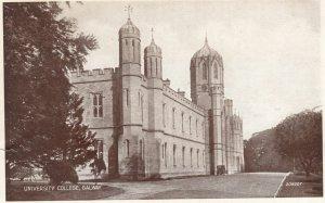 GALWAY , Ireland , 1910s ; University College