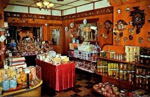 Ohio Wilmot Alpine-Alpa Cheese Chalet Store and Coffee Shop The Gourmet & Nov...