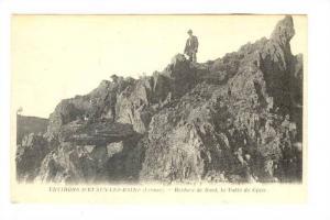 Environs D'Evaux-Les-Bains (Creuse)-Rochers de Bord, la Table de Cesar, Franc...