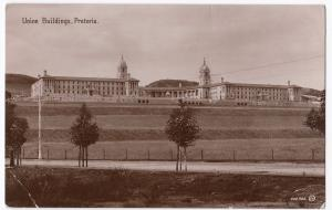 South Africa; Union Buildings, Pretoria RP PPC Unposted, By Valentines