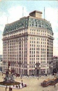 Hotel Pontchartrain in Detroit, Michigan
