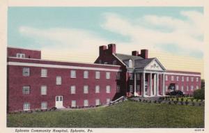 Pennsylvania Ephrata Community Hospital Hospital Curteich