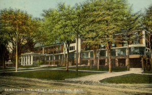 MA - Great Barrington. Berkshire Inn
