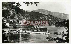 Modern Postcard Monte Carlo seen from Monaco