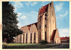 Grundtvigskirken, Grundtvigt Church Copenhagen Denmark Unused