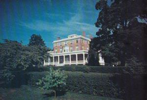 Connecticut Lyme Boxwood Mansion